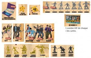 a vendre zombicide s3